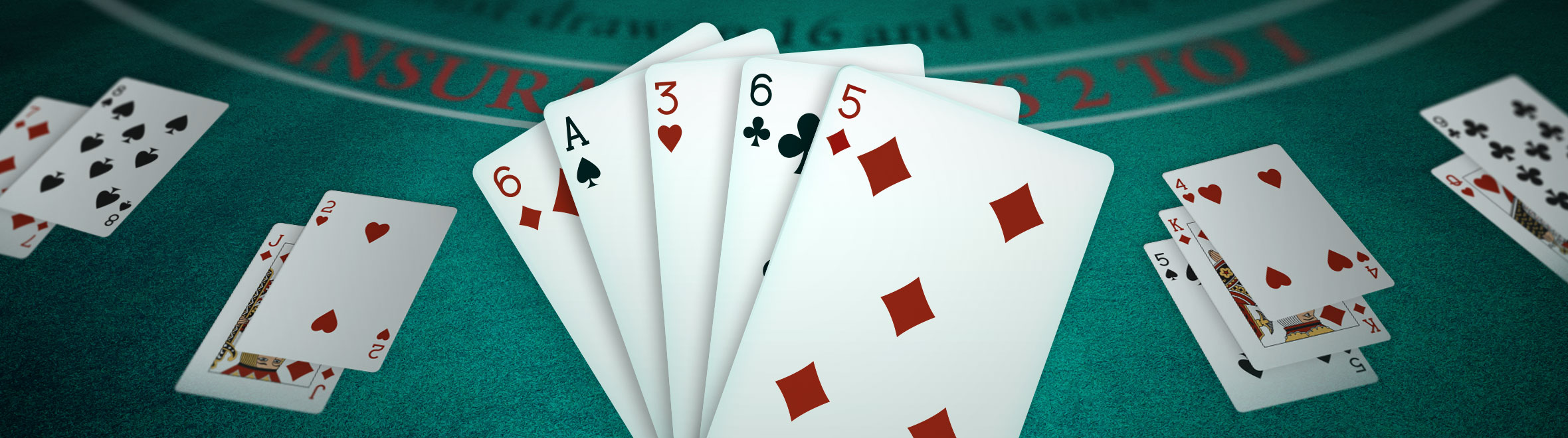 Reto de Blackjack - Five Card Charlie
