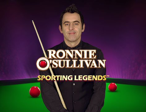 Ronnie O'Sullivan - Sporting Legends